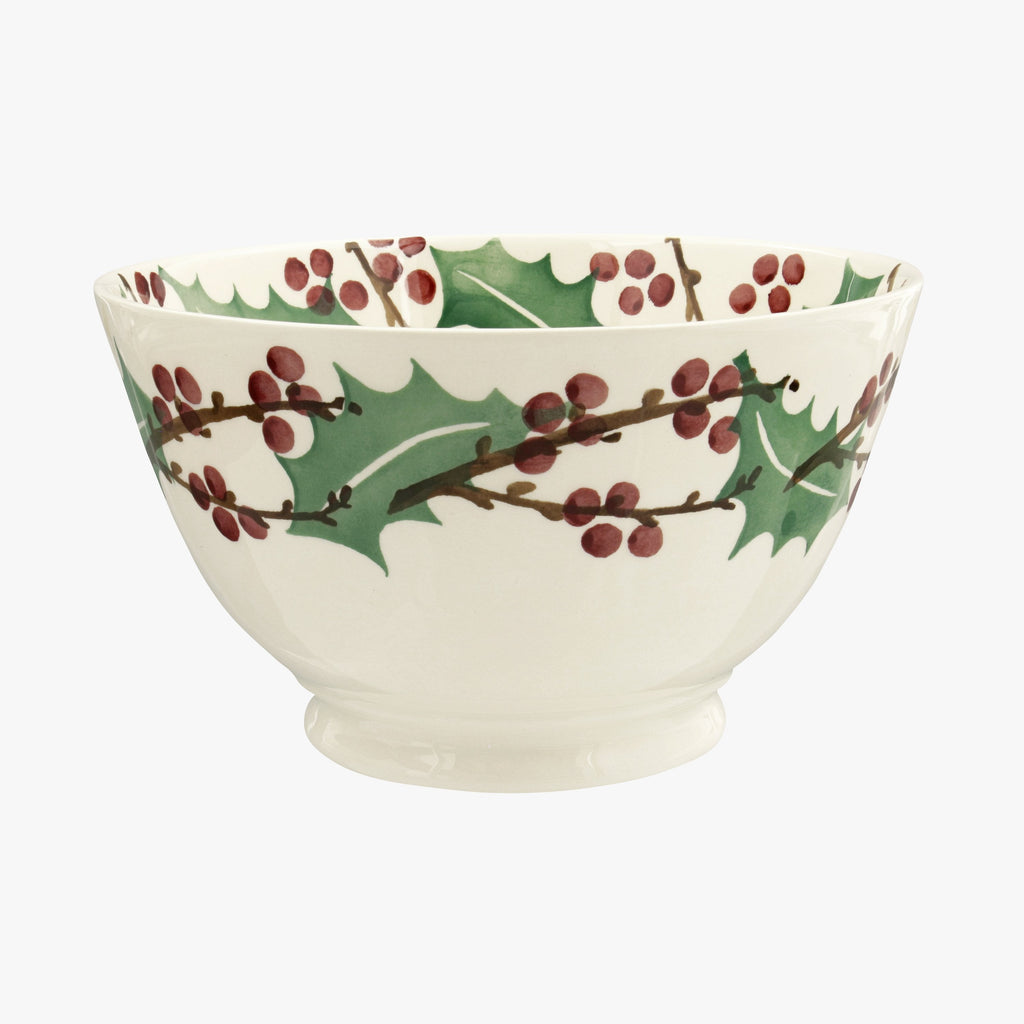 Winterberry Medium Old Bowl