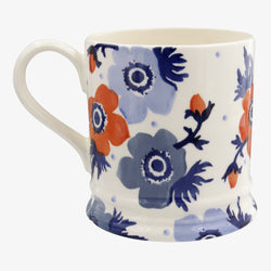 Personalised Anemone 1 Pint Mug