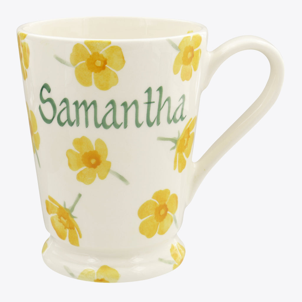 Personalised Buttercup Cocoa Mug