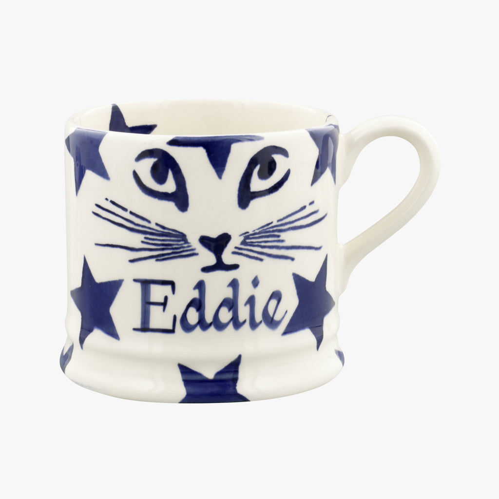 Personalised The Pussycat Small Mug