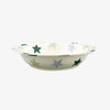 Personalised Winter Star Baby Bowl