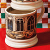 Seconds Architectural Detail Gothic 1/2 Pint Mug
