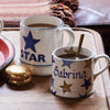 Bright Mugs Star 1/2 Pint Mug