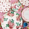 Beautiful Roses 6 1/2 Inch Plate
