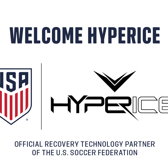 Hyperice launches partnership with US Soccer Federation