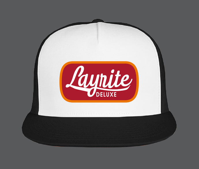 Layrite Brew Snap Back Trucker Hat