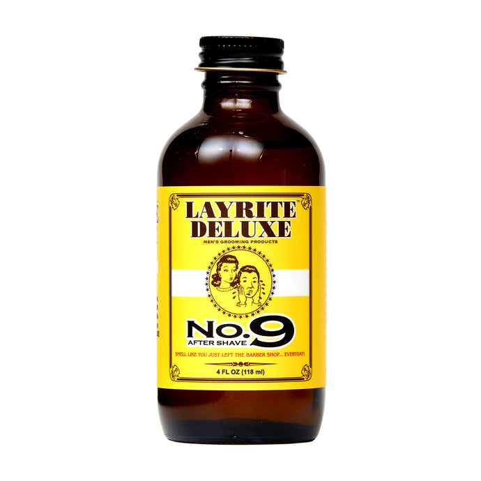 No 9 Bay Rum Aftershave