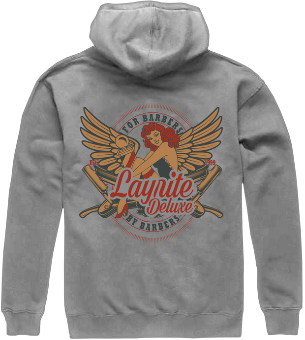 Razors and Wings Pullover Hoodie