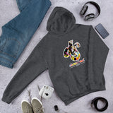 Dreamland Studios - Graffiti DS Logo Unisex Hoodie - (Various Colours)