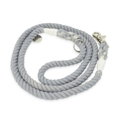 Cotton Rope Leash - Aspen