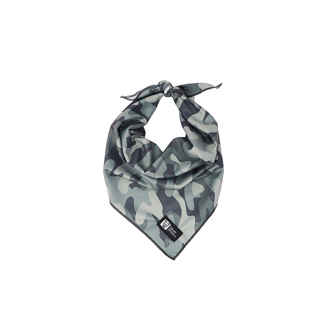 Dog Bandana - Combat Camo - Blue Paw Co.