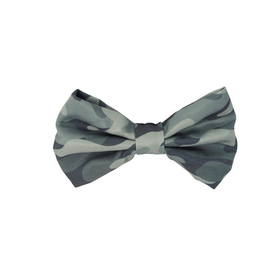 Dog Bow Tie - Combat Camo - Blue Paw Co.