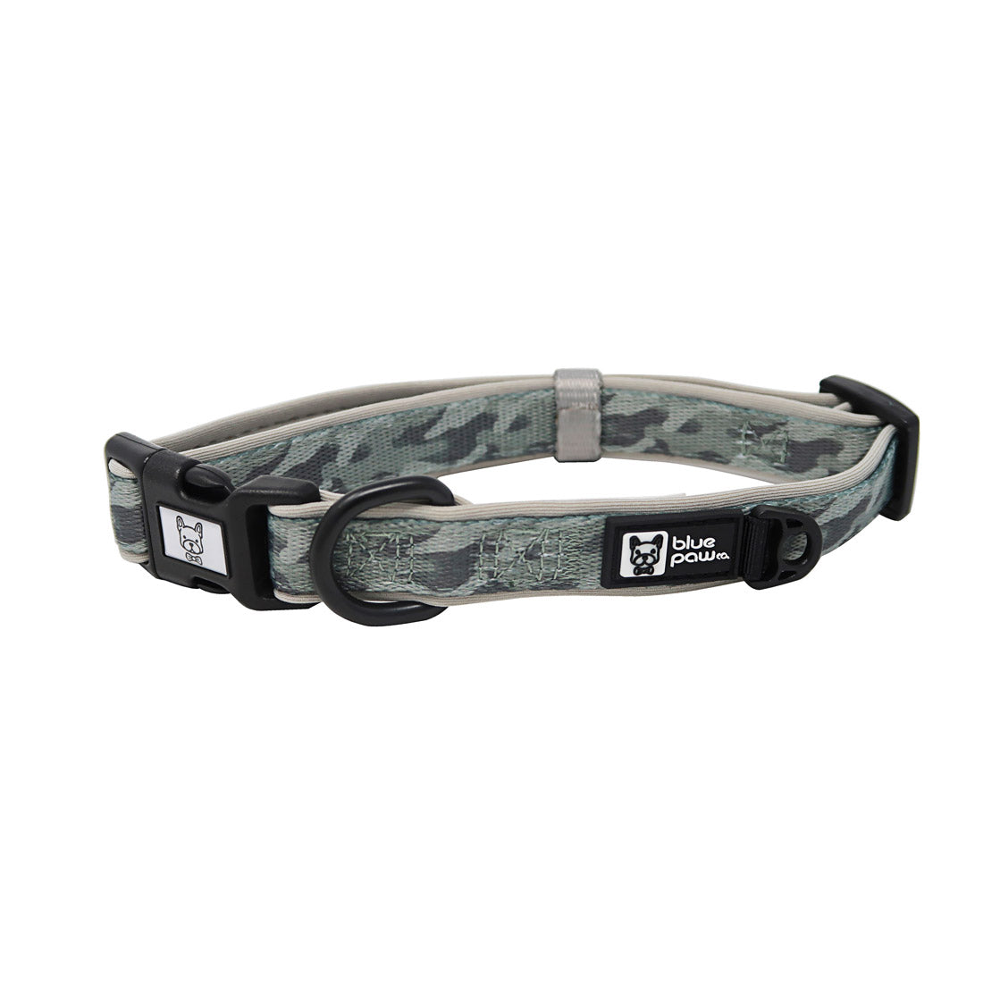 Dog Collar - Combat Camo - Blue Paw Co.