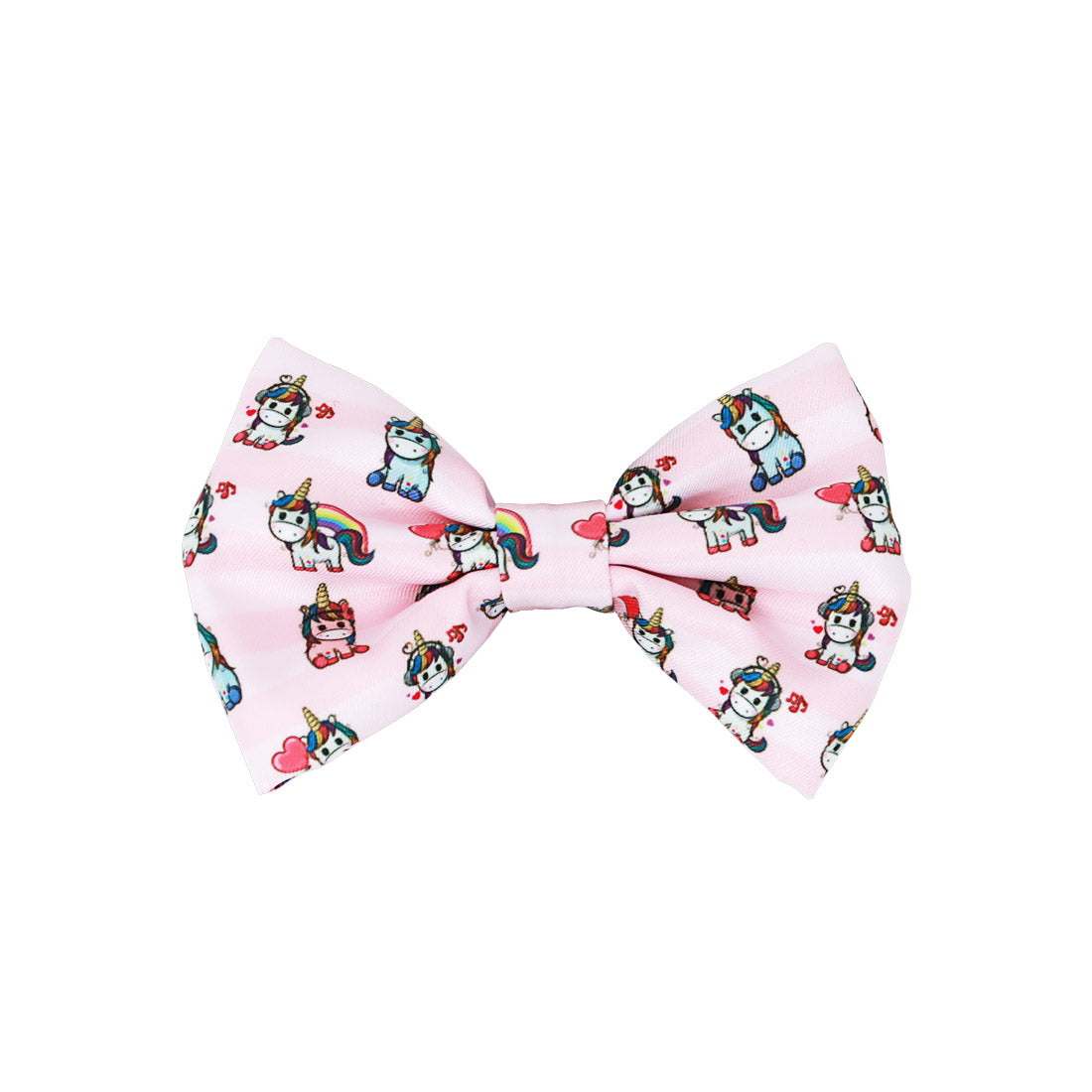 Dog Bow Tie - Hearts & Horns