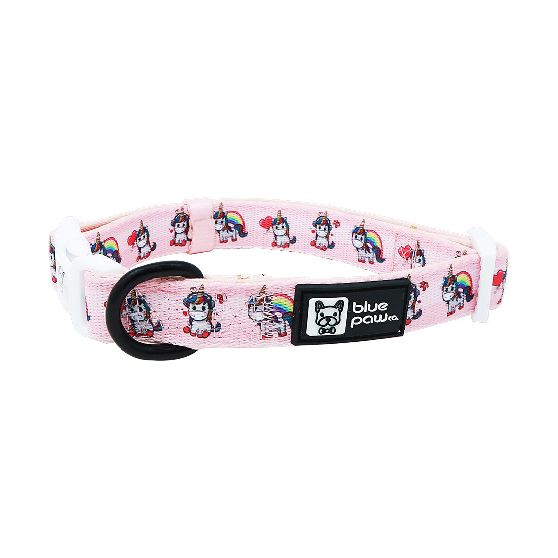 Dog Collar - Hearts & Horns