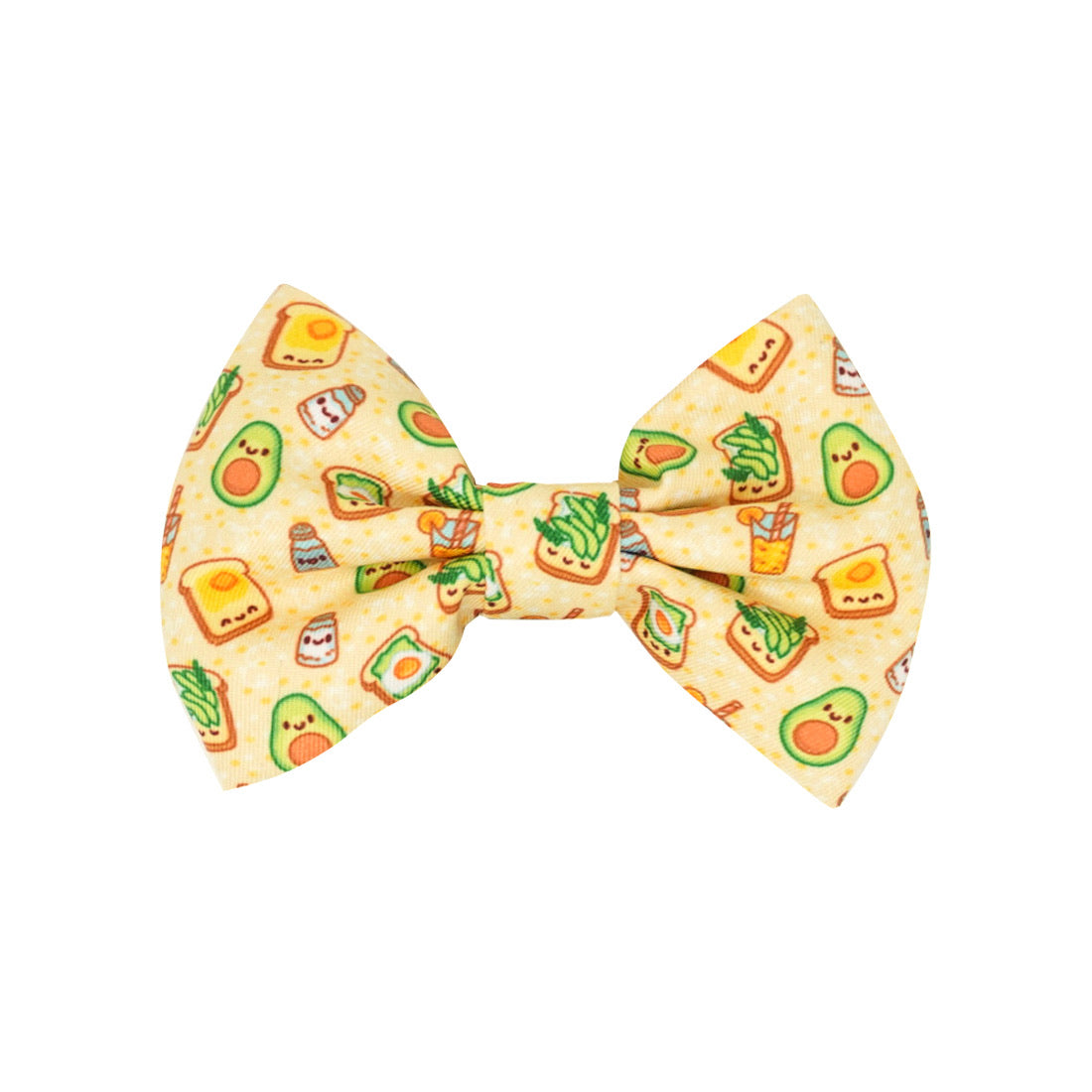 Dog Bow Tie - Avocado Toast (Final Sale)
