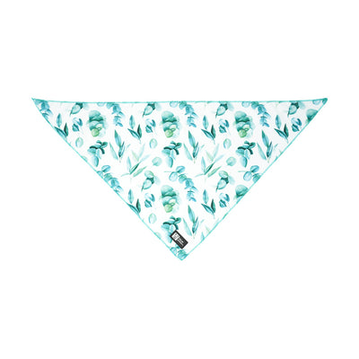 Cooling Dog Bandana - Modern Eucalyptus (Final Sale)