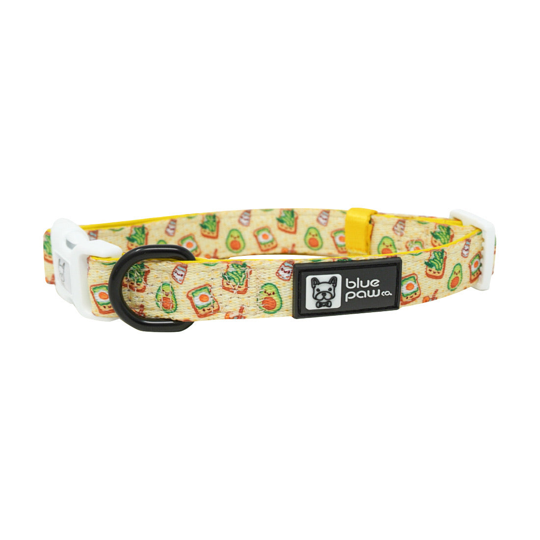 Dog Collar - Avocado Toast (Final Sale)