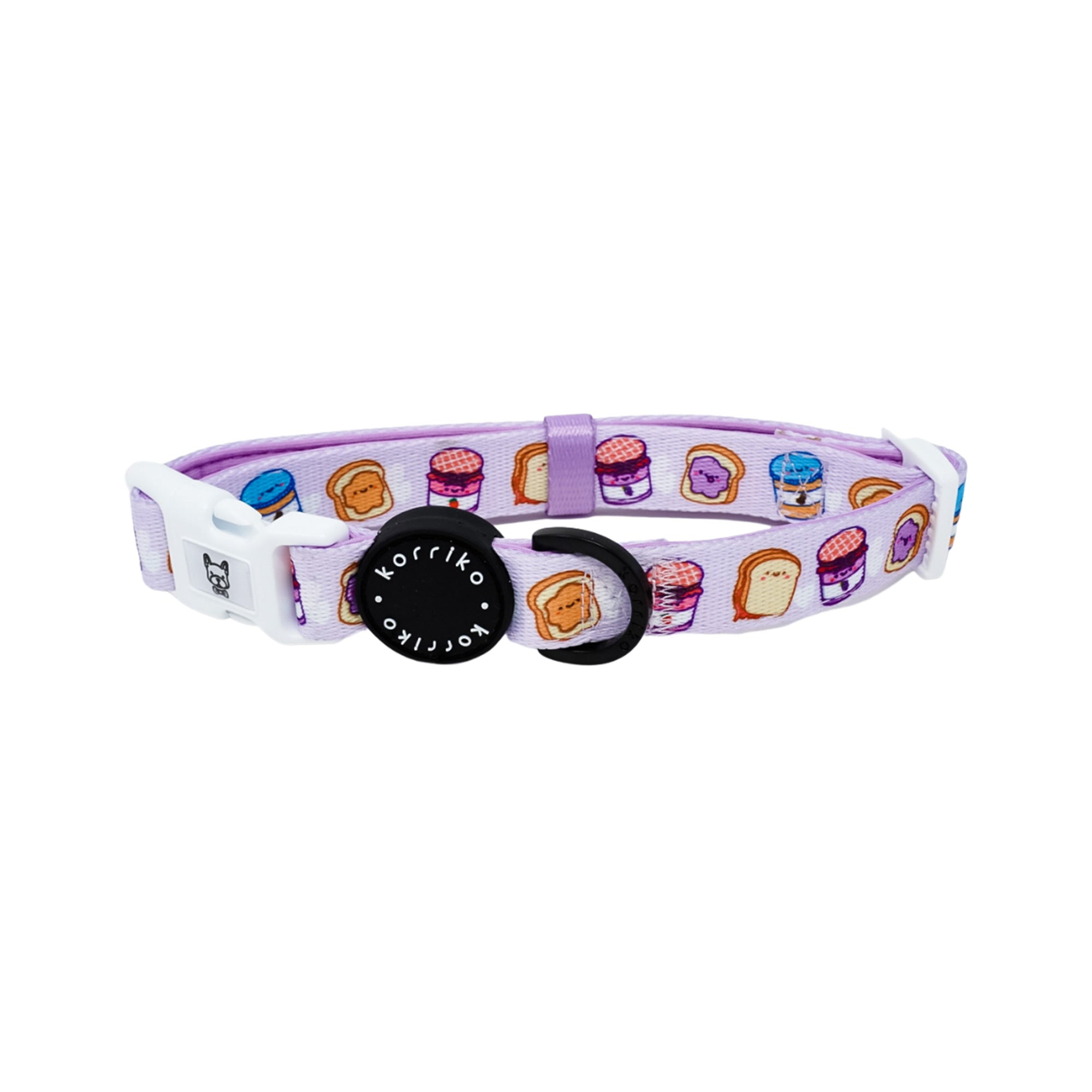 Dog Collar - Peanut Butter Jelly
