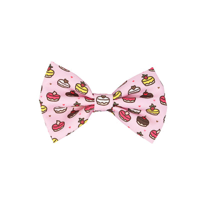 Dog Bow Tie - Piece Of Cake - Blue Paw Co.