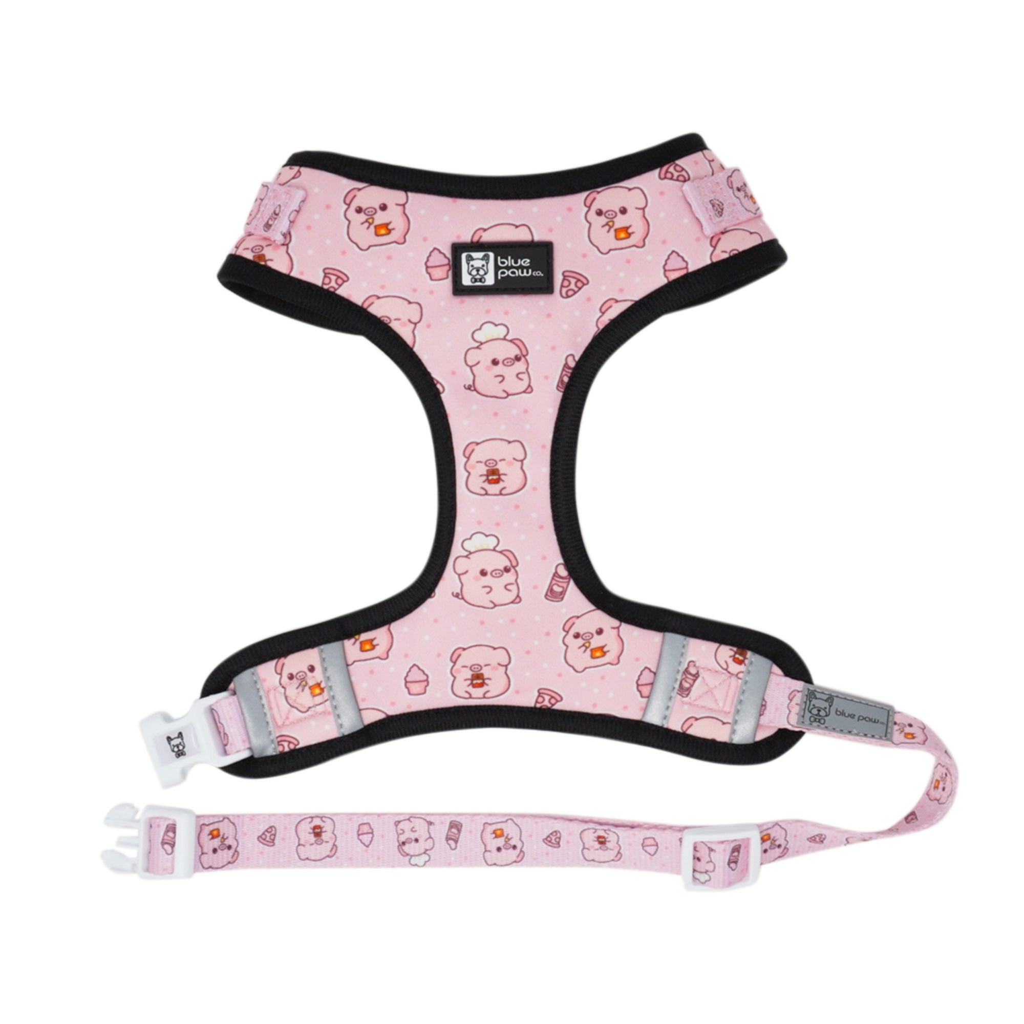 Adjustable Dog Harness - Piggin' Out