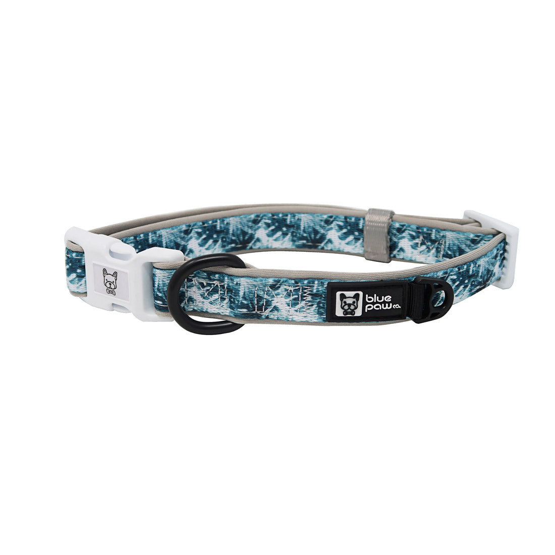 Dog Collar - Posh Palms - Blue Paw Co.