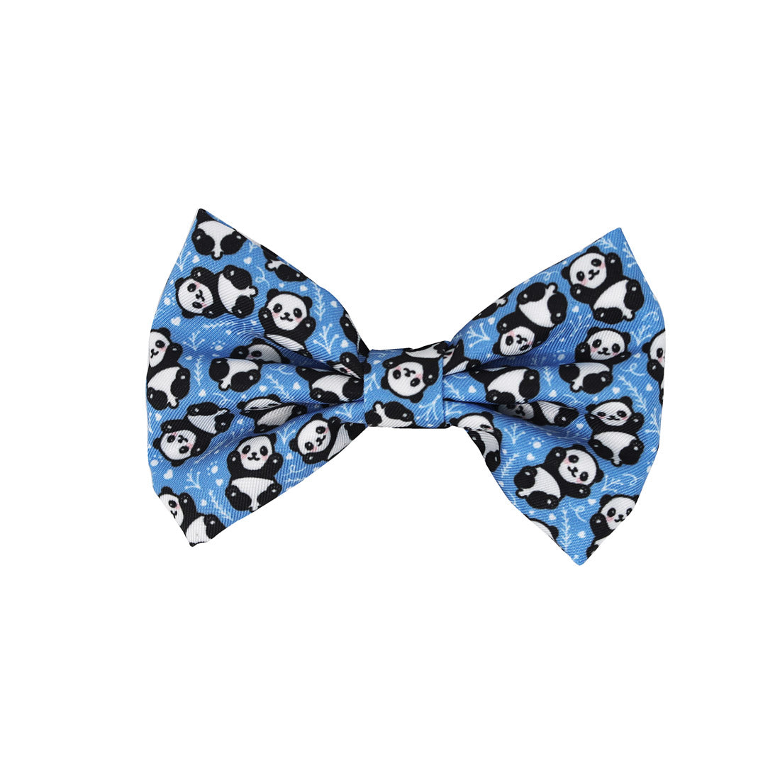 Dog Bow Tie - Roly Poly Panda - Blue Paw Co.