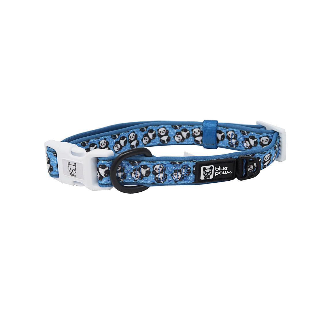 Dog Collar - Roly Poly Panda - Blue Paw Co.