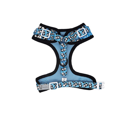 Adjustable Dog Harness - Roly Poly Panda - Blue Paw Co.