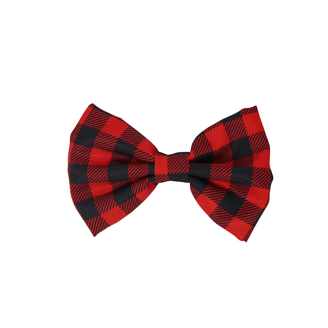 Dog Bow Tie - Ruffalo Plaid - Blue Paw Co.
