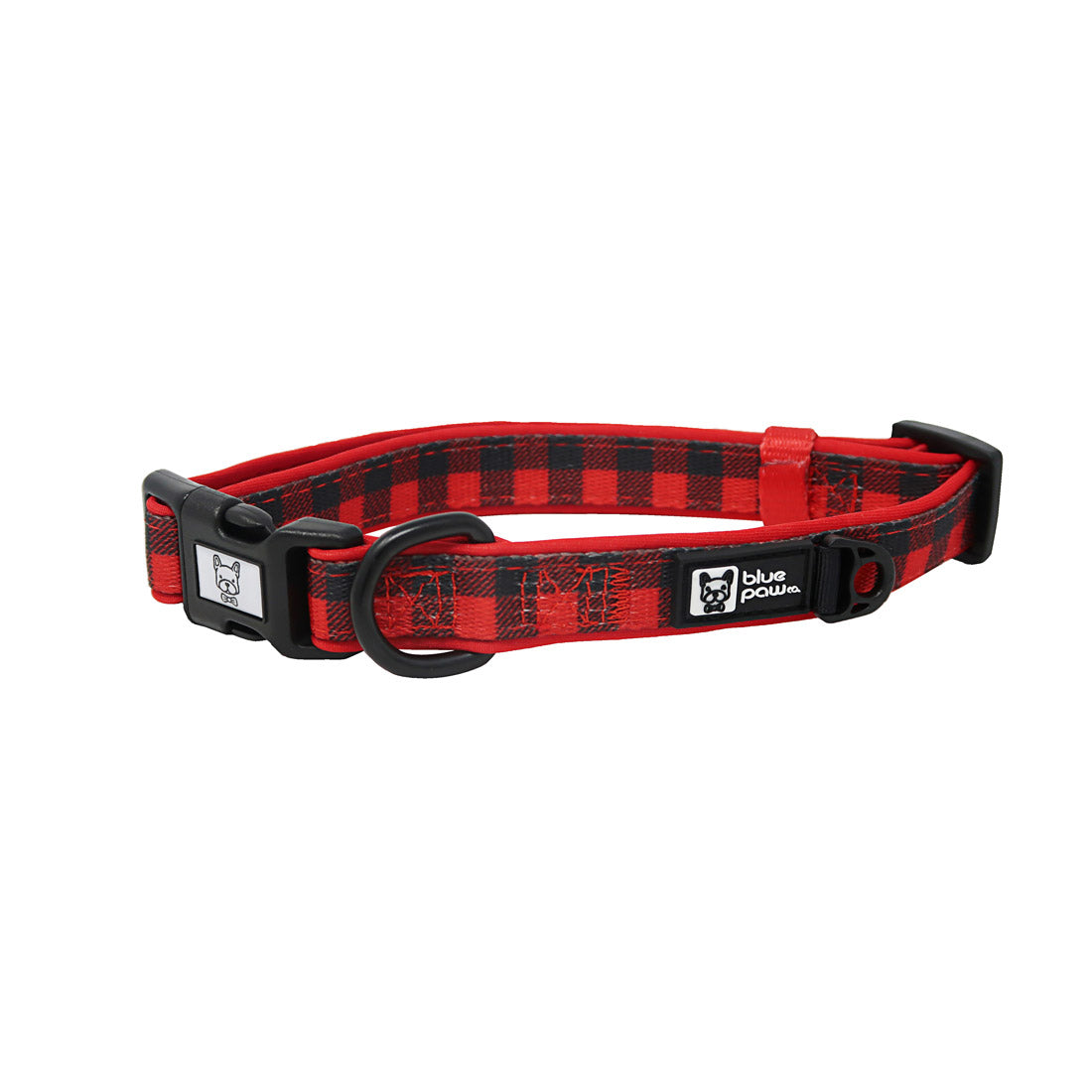 Dog Collar - Ruffalo Plaid