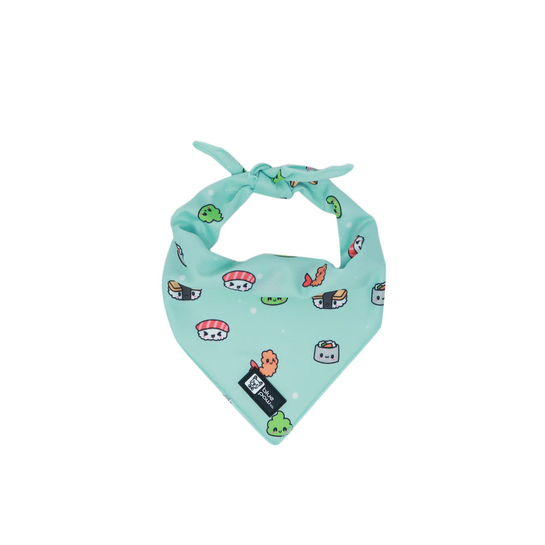 Cooling Dog Bandana - Sushi