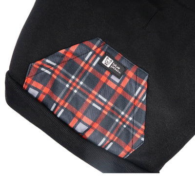 Dog Hoodie - Tartan Tail - Blue Paw Co.