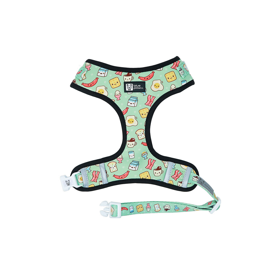 Adjustable Dog Harness - Thanks A Brunch (Final Sale)