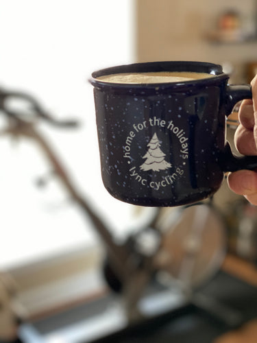 LYNC Holiday Mug