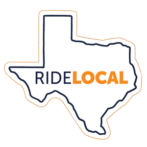 LYNC Ride Local Sticker