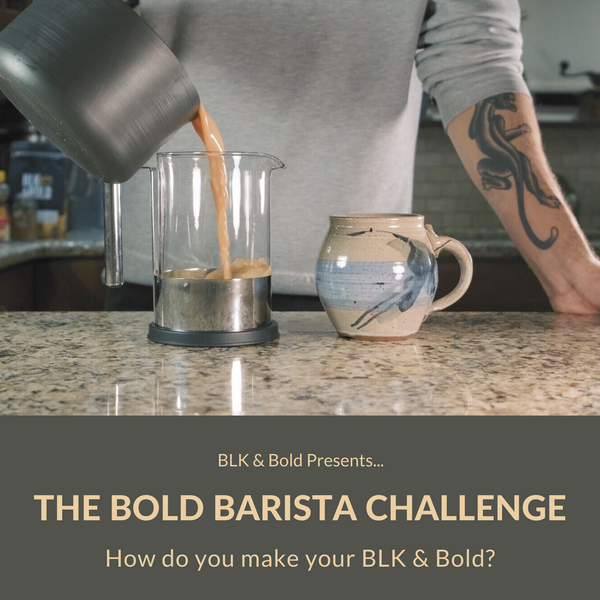 Win a Year of FREE BLK & Bold!