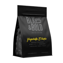 Load image into Gallery viewer, BLK x BLK Farm to Cup Limited Edition: Yirgacheffe, Ethiopia  **Roaster's Choice**