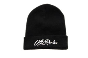 OFF THE RADAR BEANIE