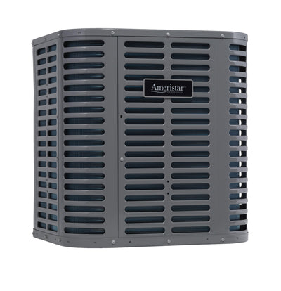 AMERISTAR BY TRANE® 3 TON 14 SEER HEAT PUMP AND AIR HANDLER (AC, AIRHANDLER)
