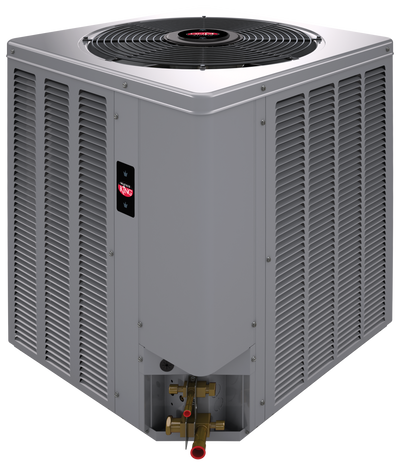 WEATHER KING BY RHEEM® 2.5 TON 14 SEER A/C SPLIT SYSTEM (AC, GAS FURN, COIL)