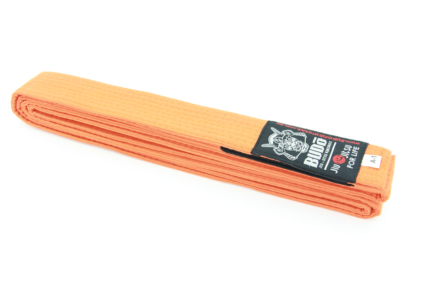 Kids BJJ Orange Belt