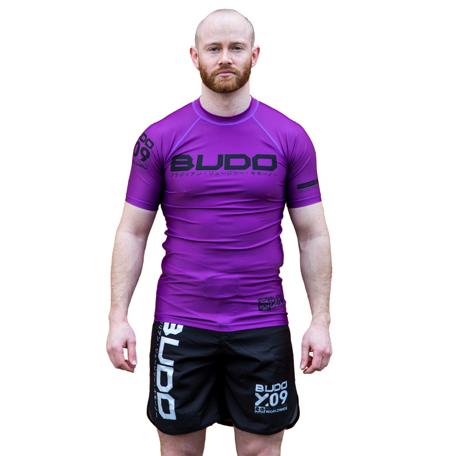 Cyber Ranked Rash Guard