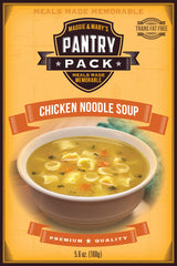 Pantry Pack Chicken Noodle Soup
