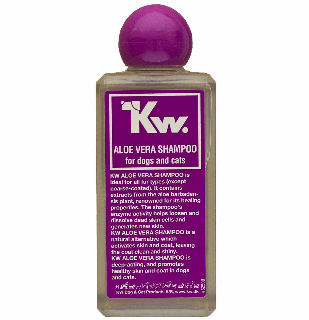 KW ALOE VERA SHAMPOO for Dogs and Cats 6.5oz(200 ML)/ 2lbs 2oz(1000 ML)