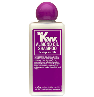KW ALMOND OIL SHAMPOO 6.5oz(200 ML)/ 2lbs 2oz(1000 ML)