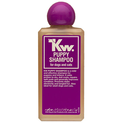 KW PUPPY SHAMPOO for Dogs 6.5oz(200 ML)/ 2lbs 2oz(1000 ML)