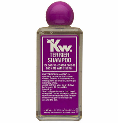 KW TERRIER SHAMPOO for Dogs 6.5oz (200 ML)
