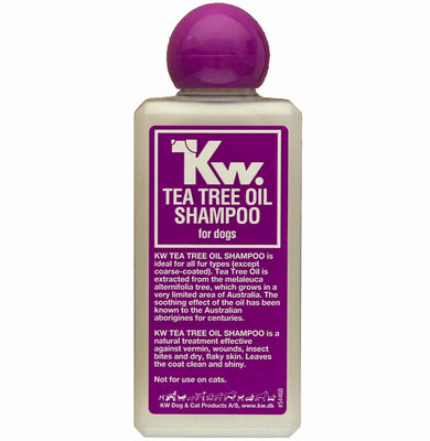 KW TEA TREE OIL SHAMPOO for Dogs and Cats  6.5oz (200 ML)