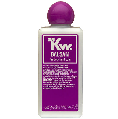 KW BALSAM for Dogs and Cats 6.5oz(200 ML)/ 2lbs 2oz(1000 ML)